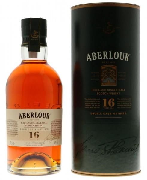 Aberlour 16 Jahre Double Cask 43