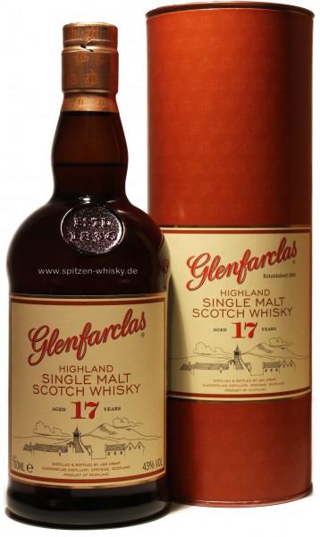 Glenfarclas 17 Jahre