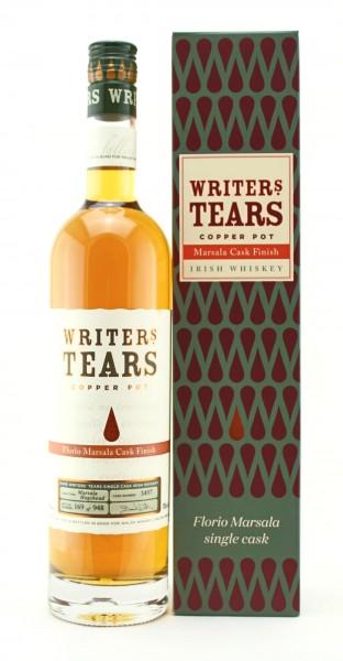 Writers Tears Florio Marsala CAsk Finish