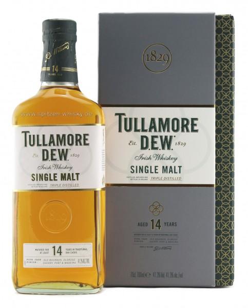 Tullamore DEW 14 Jahre 41,3% 0,7l