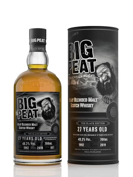 Big Peat Black Edition 27 Jahre