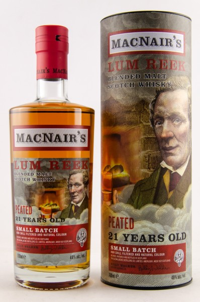 MacNair's Lum Reek 21 Jahre