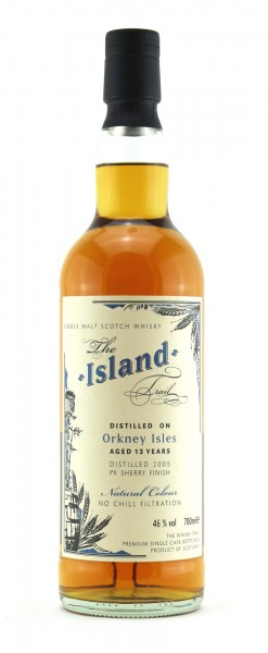 Orkney Single Malt 13 Jahre The Island Trail
