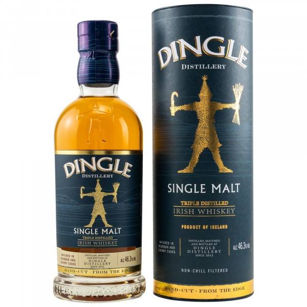 Dingle Distillery Single Malt Triple Distilled Irish Whiskey