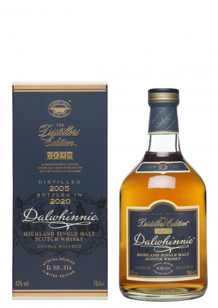 Dalwhinnie Distillers Edition 2005 / 2020