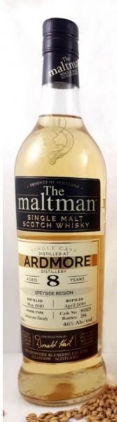 Ardmore 8 Jahre 2010 - 2019 Maltman