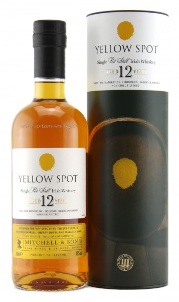 Yellow Spot 12 Jahre