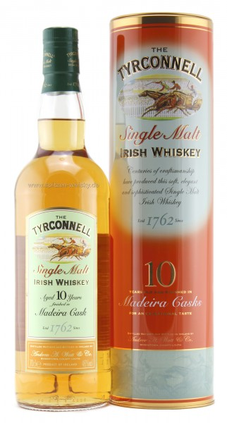 Tyrconell 10 Jahre Madeira Cask Finish
