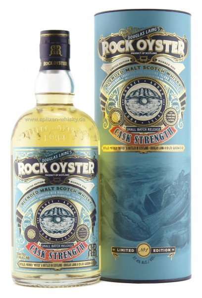 Rock Oyster Cask Strength No 1