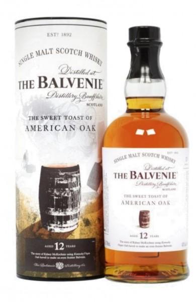 Balvenie 12 Jahre American Oak