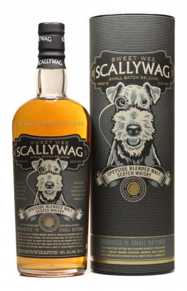 Scallywag Blended Malt Whisky