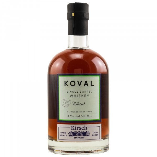 Koval Wheat Whiskey - PX Barrel - for Kirsch