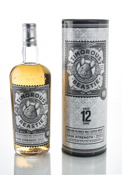 Timorous Beastie 12 Jahre Cask Strength Blended Malt Whisky