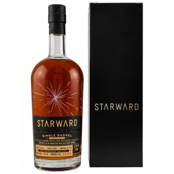 Starward 4 Jahre 2016 - 2021 Single Barrel #12192