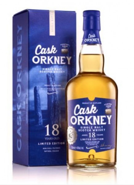 Cask Orkney 18 Jahre
