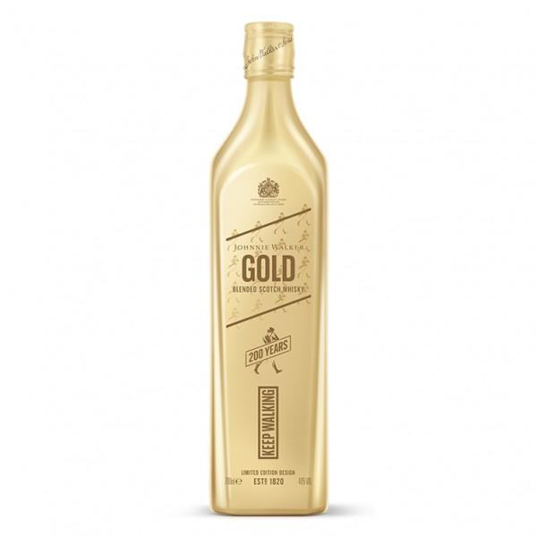 Johnnie Walker Gold Label Reserve Golden Bottle