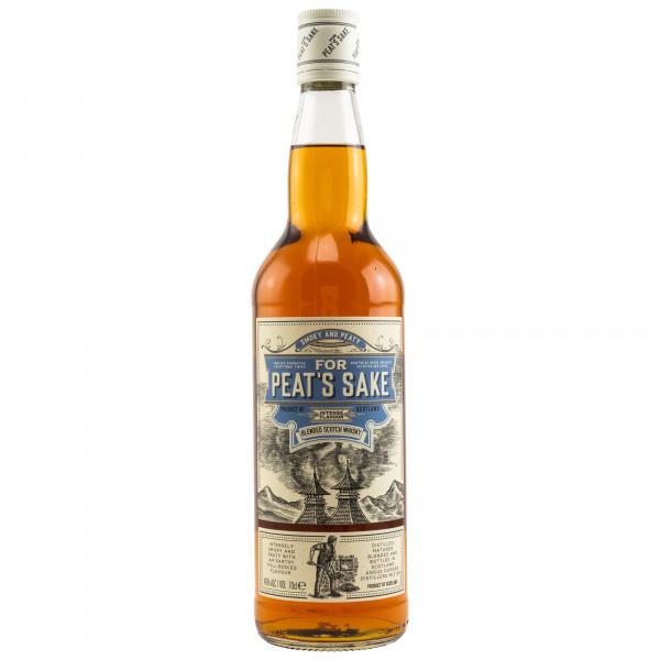 For Peat's Sake Blended Scotch Whisky