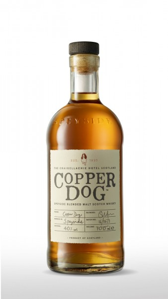 Copper Dog Blended Malt Whisky