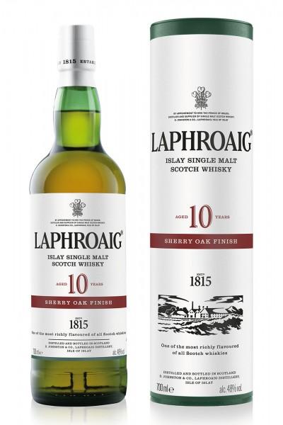 Laphroaig 10 Jahre Sherry Oak Finish