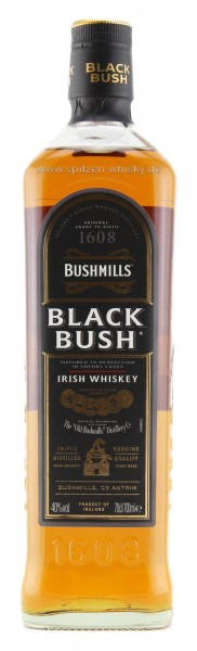 Bushmills Black Bush 40% 0,7l