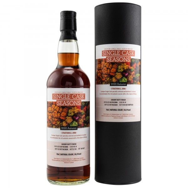 Strathmill 2006 - 2020 Single Cask Season Autumn 2020