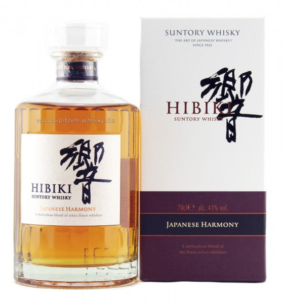 Suntory Hibiki Japanese Harmony