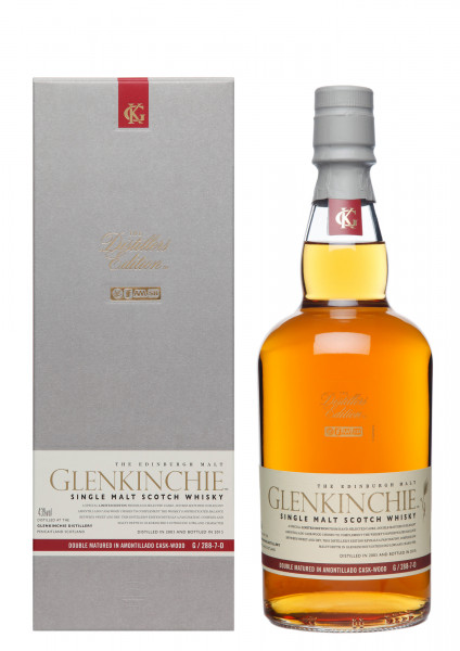 Glenkinchie Distillers Edition 2003 / 2015 43% 0,7l