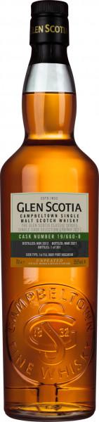 Glen Scotia 2012 - 2021 1st Fill Ruby Port Hogshead #19/660-8