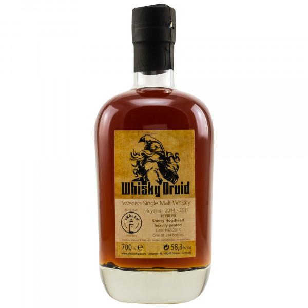 Whisky Druid Smögen 2014 - 2021 Heavily Peated