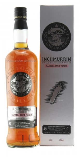 Inchmurrin Madeira Wood Finish 46% 0,7l