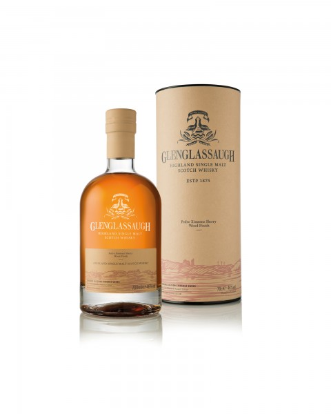 Glenglassaugh Pedro Ximenez Sherry Wood Finish
