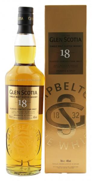 Glen Scotia 18 Jahre