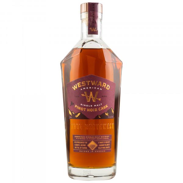 Westward Pinot Noir Cask American Single Malt Whiskey