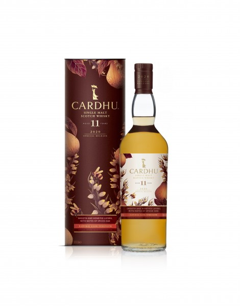 Cardhu 11 Jahre Special Release 2020