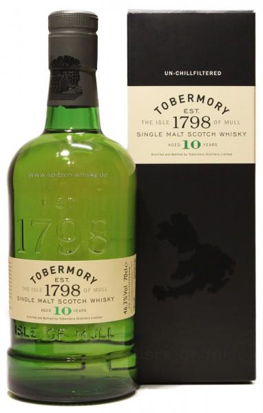 Tobermory 10 Jahre