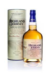 Highland Journey Blended Malt Hunter Laing