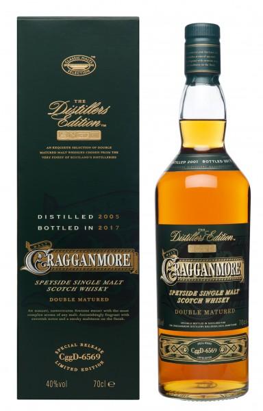 Cragganmore Distillers Edition 2005 / 2017