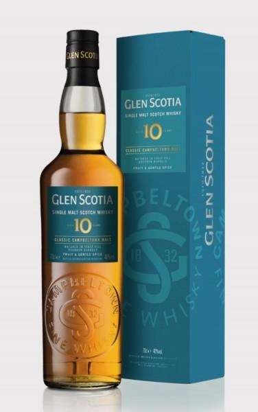 Glen Scotia 10 Jahre Unpeated