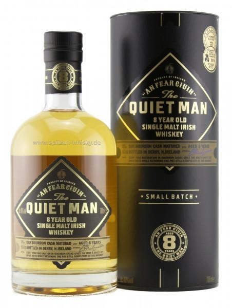 The Quiet Man 8 Jahre 40% 0,7l