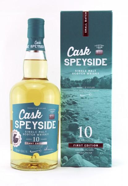 Cask Speyside 10 Jahre