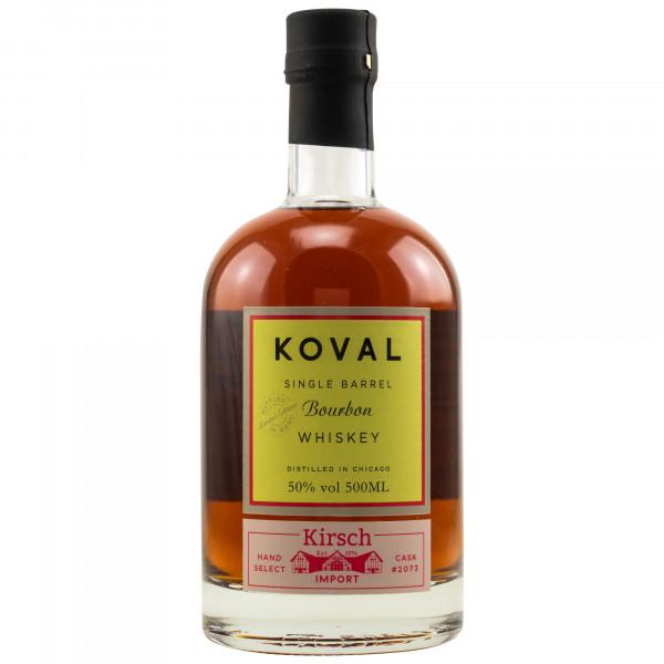 Koval Bourbon Whiskey -Bottled in Bond - for Kirsch