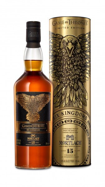 Mortlach 15 Jahre Six Kingdoms Game of Thrones