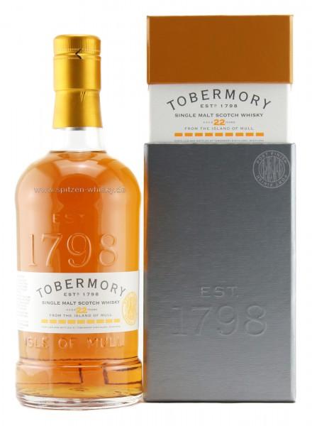 Tobermory 22 Jahre Port Finish 46,3% 0,7l