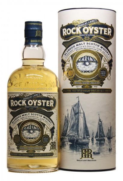 Rock Oyster Blended Island Malt Whisky
