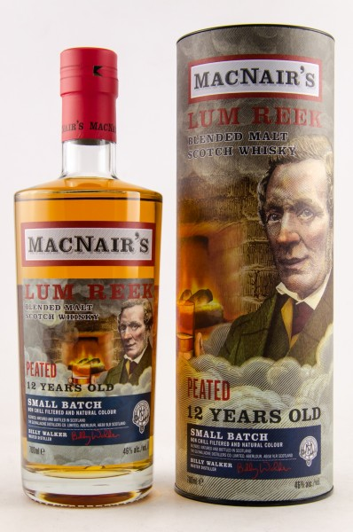 MacNair's Lum Reek 12 Jahre