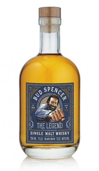 Bud Spencer - The Legend - Rauchig Batch 01