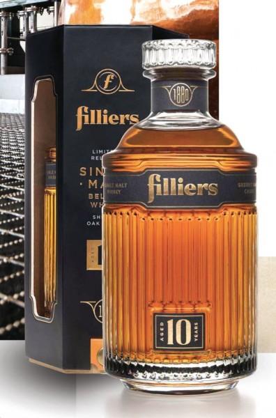 Filliers 10 Jahre Batch 1 Single Malt Whisky