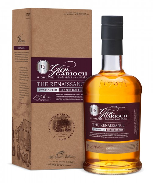 Glen Garioch 16 Jahre Renaissance Chapter 2