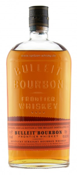 Bulleit Kentucky Straigth Bourbon Whiskey