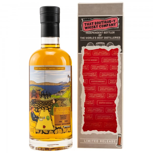 Tobermory 12  Jahre Batch 15 That Boutique-Y Whisky Company